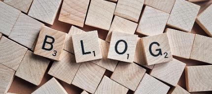 A blogolás a céges weboldal forgalmát növeli meg.