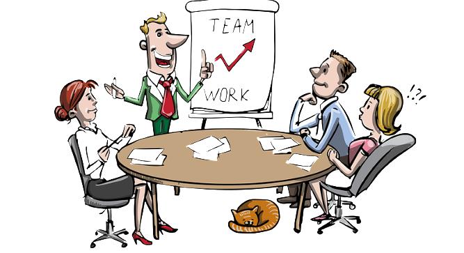 A csapatmunka mindig elősegíti a kellő eredményeket.